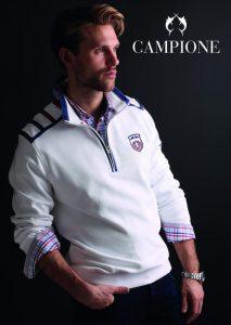 Sweat-Shirt <br> Claudio Campione