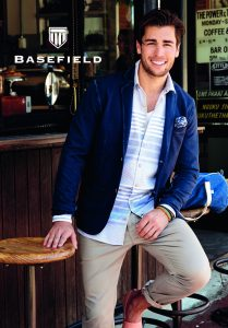Vest<br>Basefield