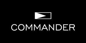 Jeans<br>Commander flag